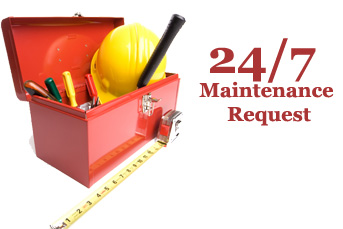 24/7 Maintenance Request